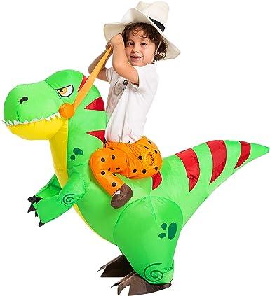2020 Halloween Dinosaur Sin Amazon.com: Spooktacular Creations Halloween Inflatable Costume