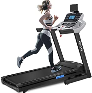 OMA Treadmill for Home 5925CAI with 3.0 HP 15% Auto Incline 300 LBS Capacity Folding Exercise Treadmill for Running