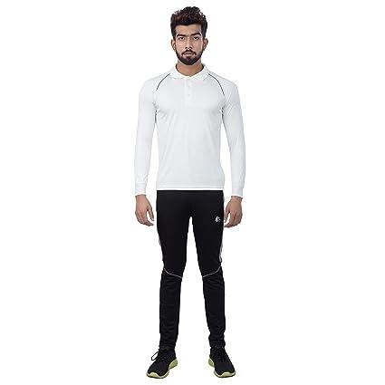 82416e3d5fcf Buy DSC Cricket T-Shirt Atmos Full Sleeve Off White Online at Low ...