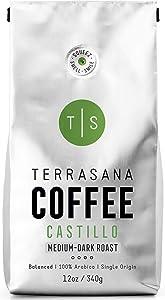 Sweepstakes: TERRASANA Castillo Medium-Dark Roast Ground...