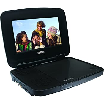 amazon com rca portable dvd player with 9 inch screen drc6309 rh amazon com RCA 9 Portable TV DVD Combo RCA Portable DVD Parts