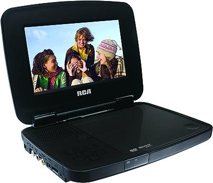 RCA drc99371eb reproductor de DVD portátil: Amazon.es: Electrónica