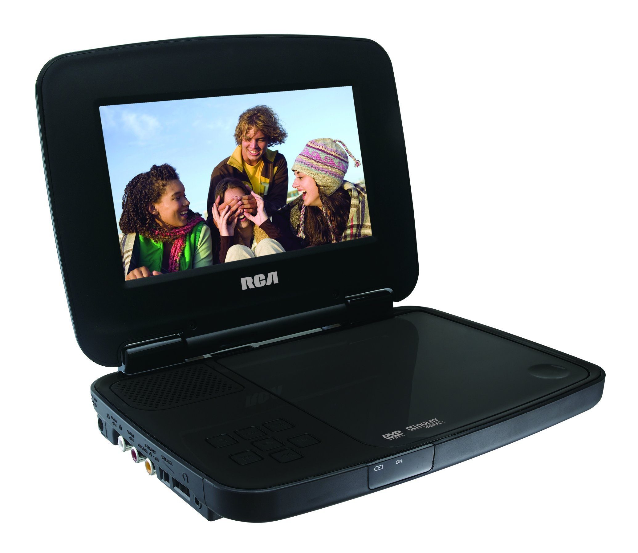 RCA DRC99371EB Portable DVD Player
