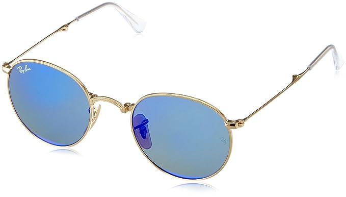 Ray-Ban Gafas de sol RB3532 GOLD, 47: Amazon.es: Ropa y ...