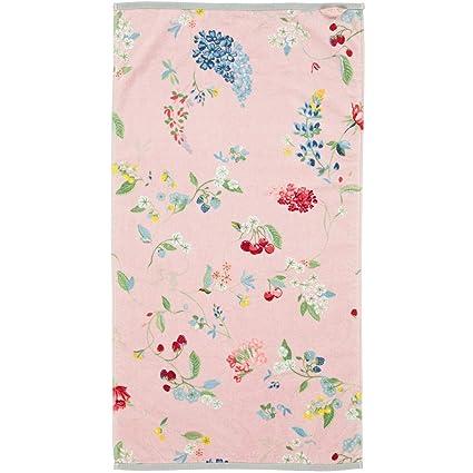 PIP Studio colibríes toalla de baño-70 x 140 cm -lila