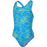 Speedo Girls Boom Allover Splashback Swimsuit
