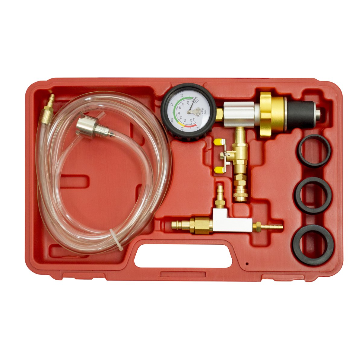 OEMTOOLS Tools 27066 Cooling System Refiller Kit GREAT NECK