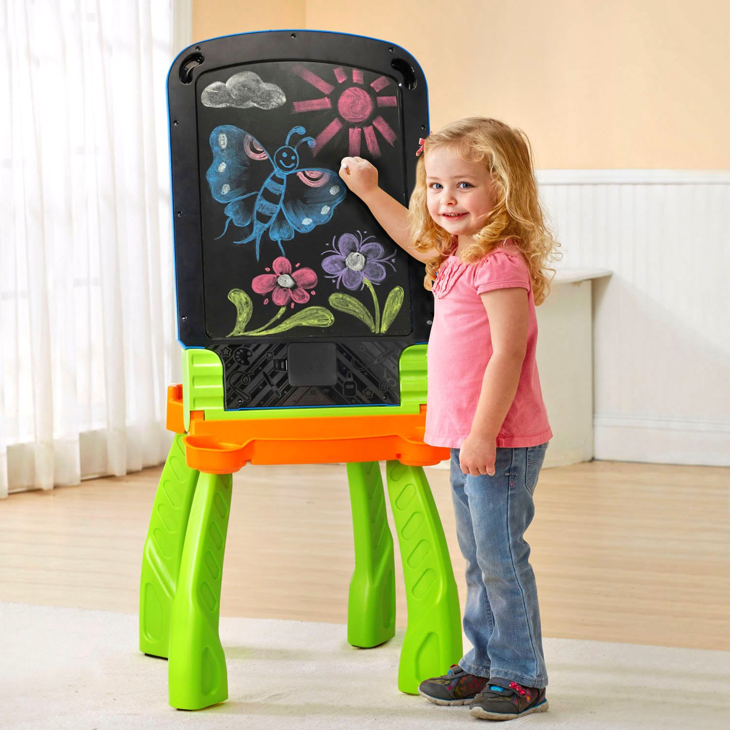 VTech DigiArt Creative Easel (Frustration Free Packaging) by VTech (Image #3)