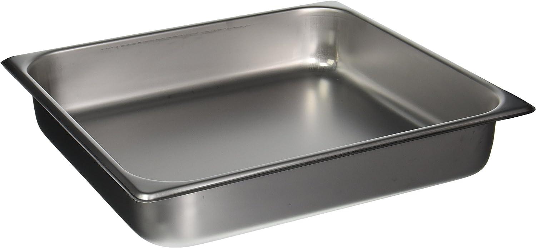 Winco SPTT2 2/3 Size Pan, 2 1/2-Inch