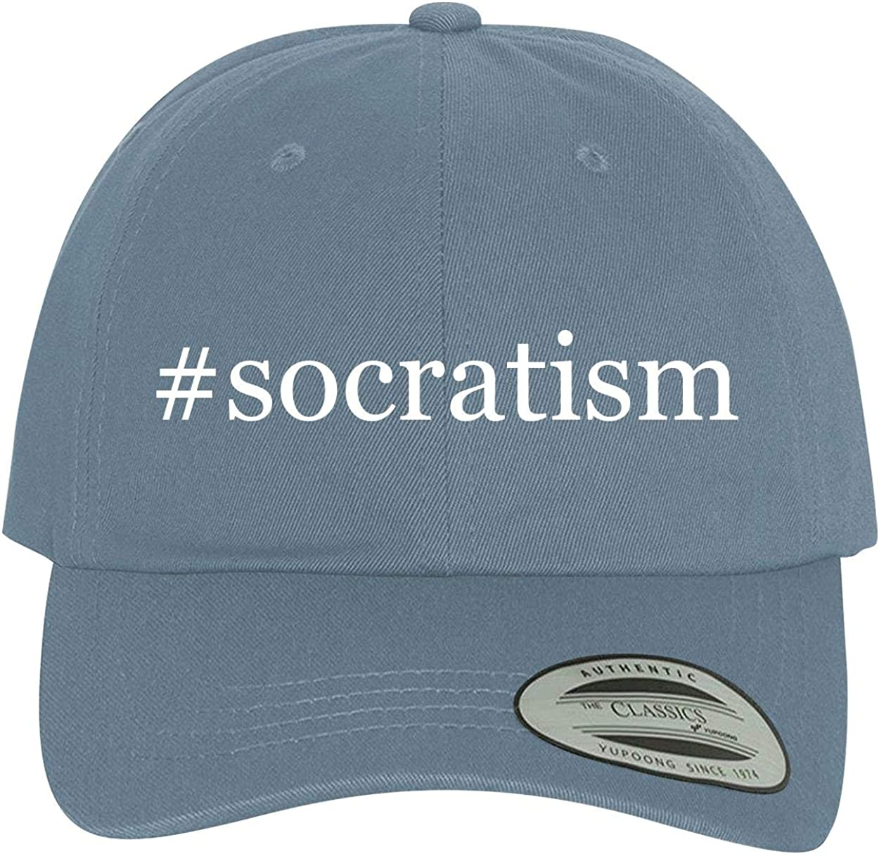 BH Cool Designs #Socratism Comfortable Dad Hat Baseball Cap