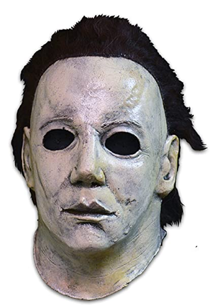 Michael Myers Mask Halloween 1.Gardenoaks Halloween 6 The Curse Of Michael Myers Mask