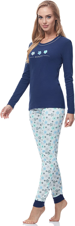 Italian Fashion IF Pigiama Donna Lungo M007
