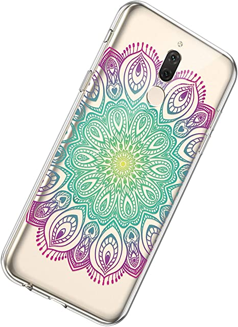 Herbests Compatible with Huawei Mate 10 Lite Case Cute Women Girls ...