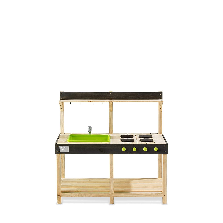 EXIT - Yummy 100 Kinderküche aus Holz für den Außenbereich ...