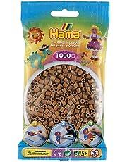 Hama Midi – cuentas 1000 marrón helado N, 207 – 76