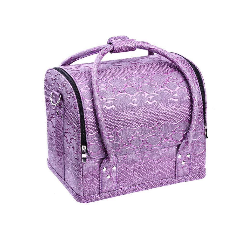 b90acb240ee2 Amazon.com: VAIY Large Make Up Bag Makeup Case Waterproof Makeup ...