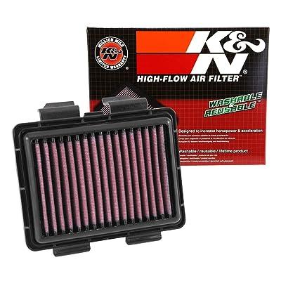 K&N Engine Air Filter: High Performance, Premium, Powersport Air Filter: 2013-2020 HONDA (CMX300 Rebel, ABS, CMX500, CRF250L, Rally, CRF250XRL, CRF250M) HA-2513: Automotive