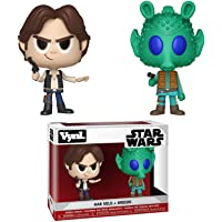 Funko Vynl: Star Wars - Han Solo & Greedo Collectible Figure, Multicolor