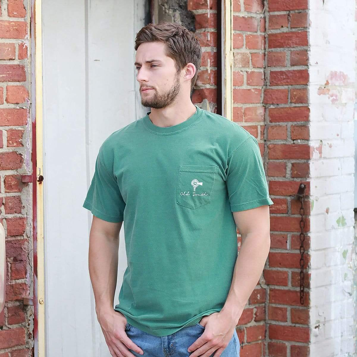 Short Sleeve Old South Apparel 3 Labs