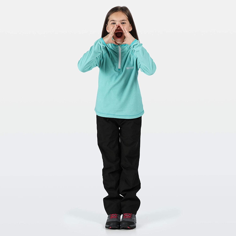 Regatta Childrens Loco Half-zip Fleece