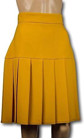 Gucci - falda plisse tg. 42 - go3: Amazon.es: Ropa y accesorios
