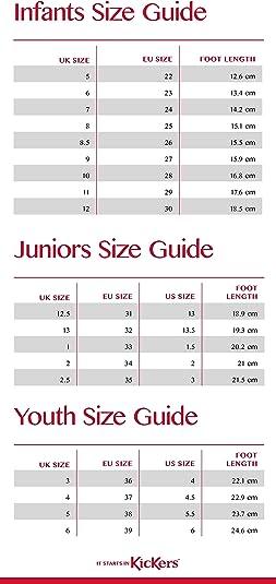 Derby Mixte Enfant Kickers Lo Core PATL Jf