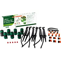 Elgo 6 Micro Sprinklers Set for Your Garden Hose