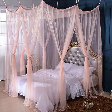 Regalo Camera Da Letto Matrimoniale.Zanzariere Baldacchino Del Letto Della Principessa Palace Veloce E