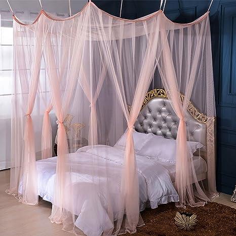 Zanzariere baldacchino del letto della principessa Palace ...
