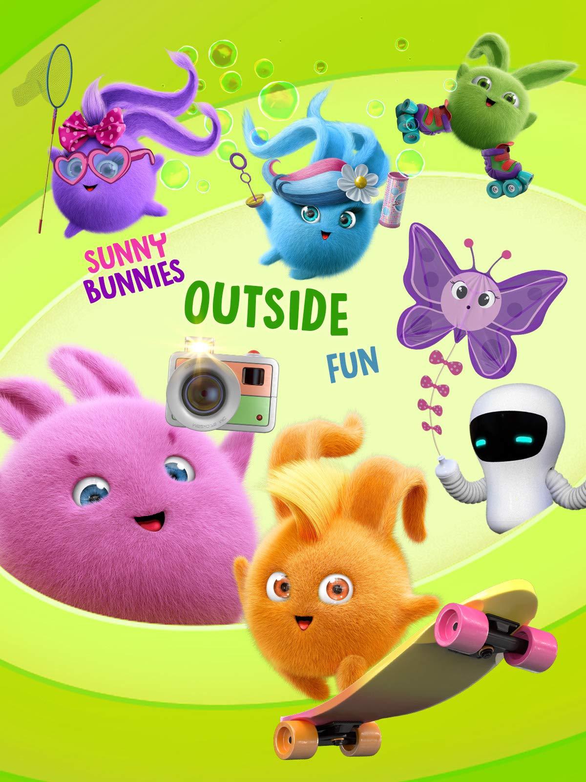 Sunny Bunnies - Outside Fun