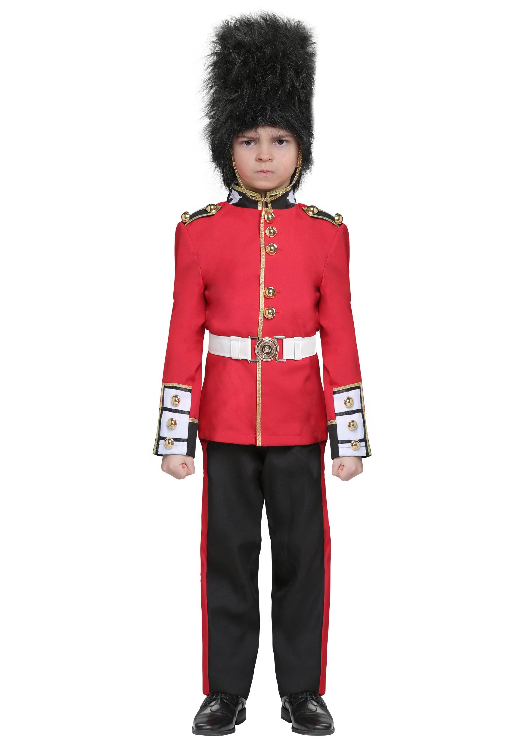 Boys Royal Guard Costume - S