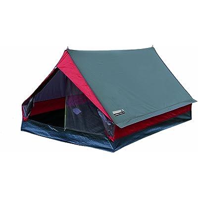 High Peak Minipack - Tienda de campaña para Dos Personas, tamaño 190x120x95