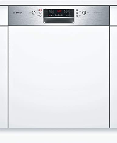 Bosch SMI46JS03E Serie 4 - Lavavajillas integrado (A++, 60 ...