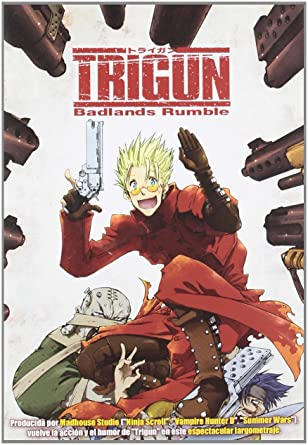 Trigun Badlands Rumble [DVD]: Amazon.es: Animación, Satoshi ...