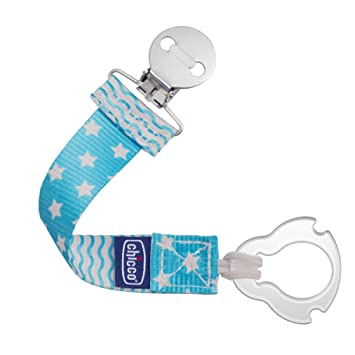 NEW Baby Buddy Pacifier Holder Bear Clip Binky Strap Toy Cup  BPA Free