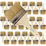 Pro Grade - Chip Paint Brushes - 36 Ea 4 Inch Chip Paint Brush