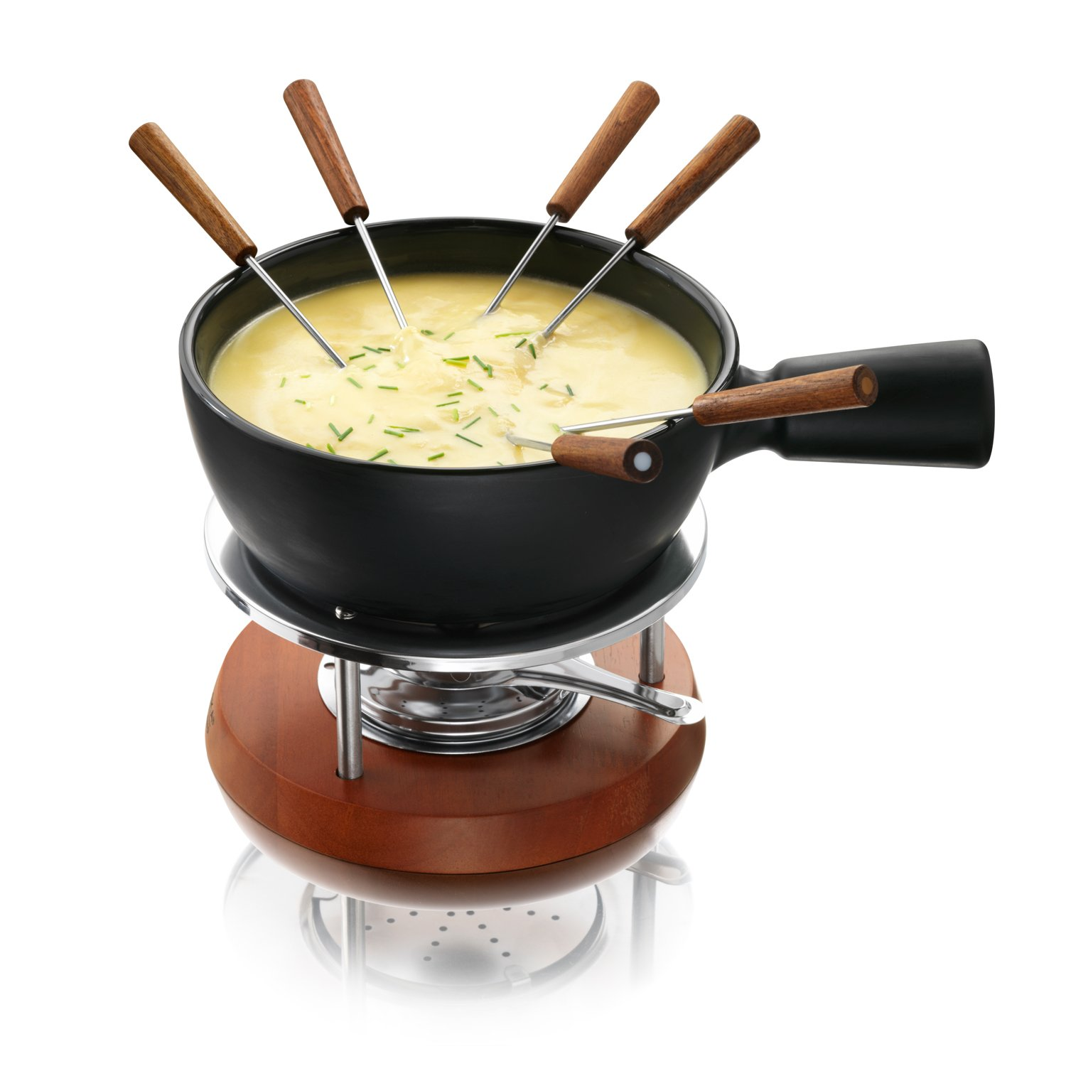 Boska Holland Taste Collection Nero Fondue Set by Boska Holland (Image #1)
