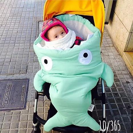 pyrios (TM) del cómic tiburón Saco de dormir a dormir del niño bebé Sack