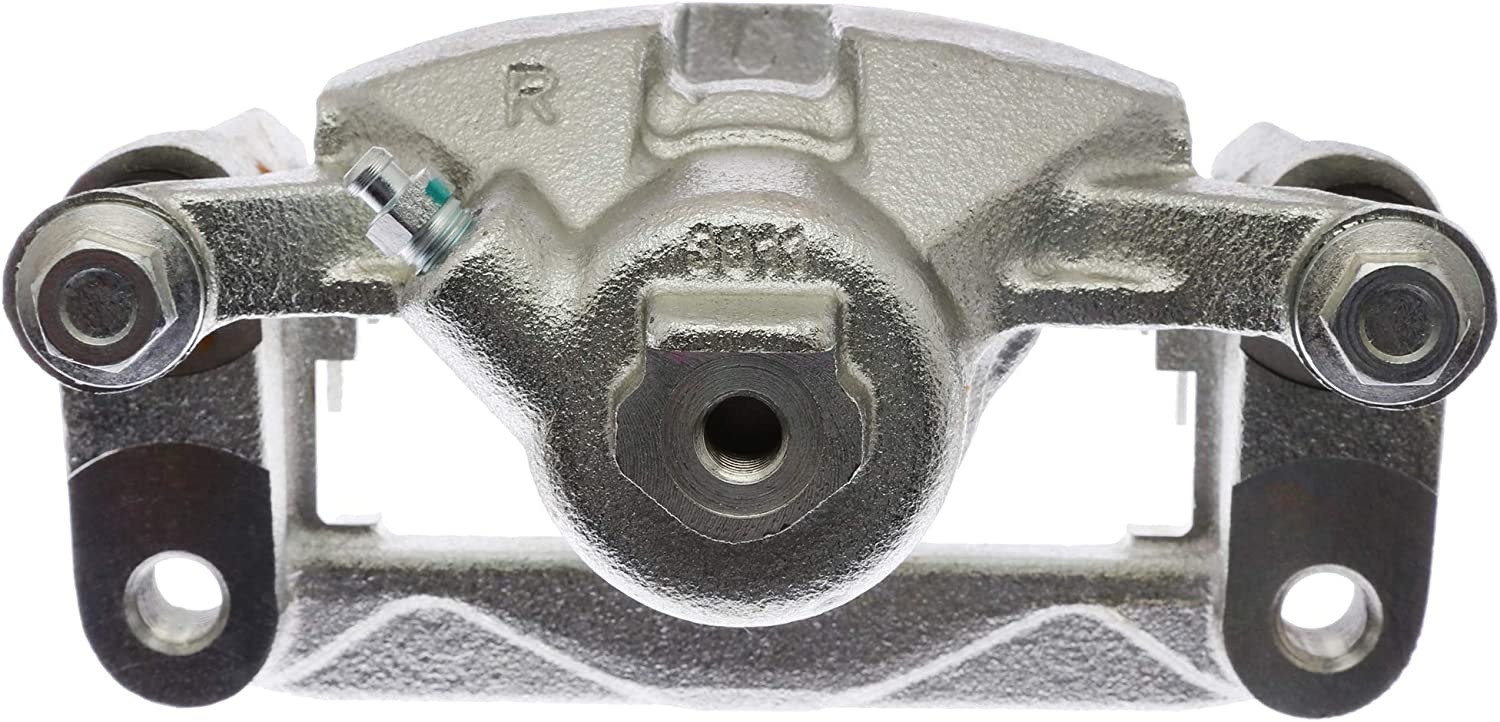 Friction Ready ACDelco 18FR1770 Professional Durastop Rear Driver Side Disc Brake Caliper Assembly without Pads Remanufactured