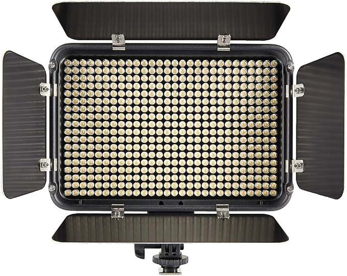 ProMaster LED308B Camera//Video Bi-Color Light 7719