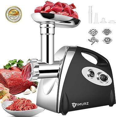 IMURZ Electric Meat Grinder