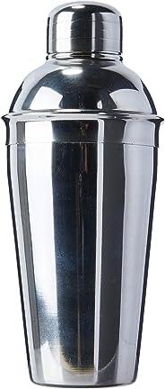 Coqueteleira de Aço Inox Prime Lyor Inox 500Ml