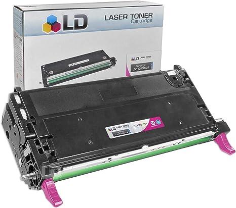 Xerox Phaser 6180 Magenta Toner Cartridge Genuine OEM 113R00720