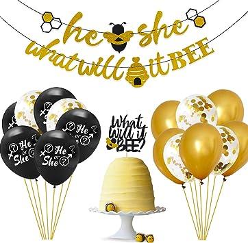 Amazon.com: Decoración para fiesta de cumpleaños de niño o ...
