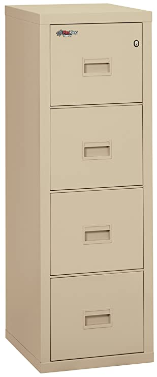 Amazon.com: FireKing Turtle Fireproof Mueble archivador (4 ...