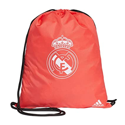 72fec3d2cc1 Image Unavailable. Image not available for. Color: adidas 2018-2019 Real  Madrid Gym Bag ...
