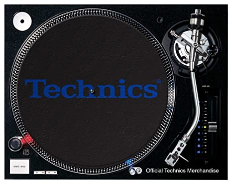 MTB Tocadiscos Technics Slipmat: Amazon.es: Instrumentos musicales