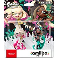 Nintendo Amiibo Pearl & Marina 2-Pack Set (Splatoon series) Japan Ver.