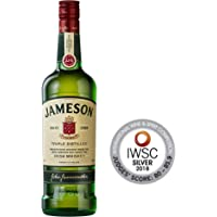 Jameson Original Irish Whiskey (Blended Irish Whiskey mit Jameson Single Irish Pot Still Whiskeys und Grain Whiskeys) 1 x 0,7 L