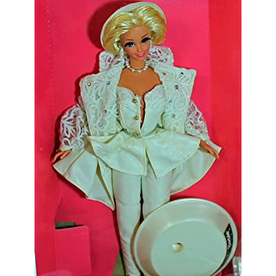 Mattel Barbie Doll Leather & Lace Classique 1993: Toys & Games